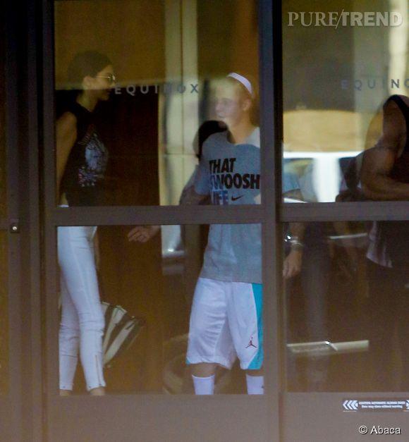 Malgré les rumeurs de rapprochement entre Justin Bieber et Selena Gomez, le chanteur canadien et Kendall passent toujours autant de temps ensemble, comme ce lundi 11 mai 2015.