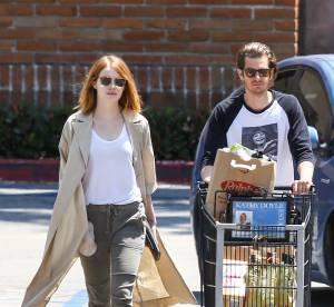 Emma Stone et Andrew Garfield : les deux acteurs de nouveau en couple !