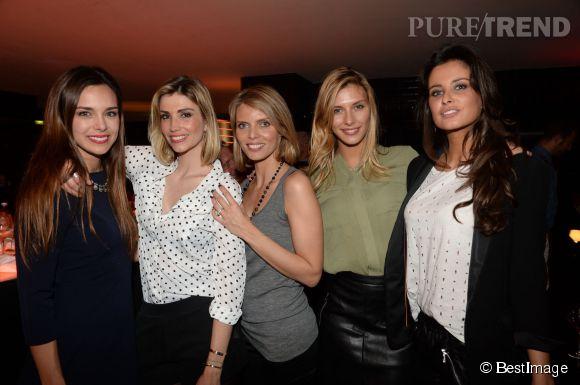 Sylvie Tellier prend soin des anciennes Miss France et sort avec elles régulièrement !