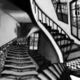 """Maurice Renoma et sa série """"Vertige"""" sur le Chelsea Hotel de New York."""