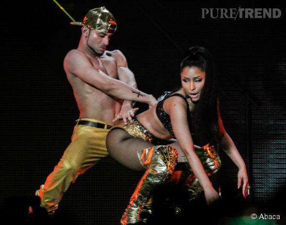 Nicki Minaj, la reine de la provoc'.