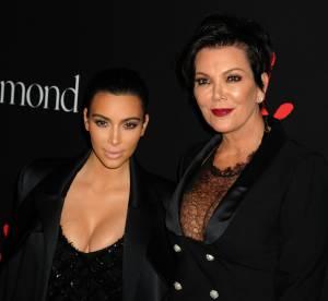 Kim Kardashian enceinte : Kris Jenner aux anges félicite les futurs parents