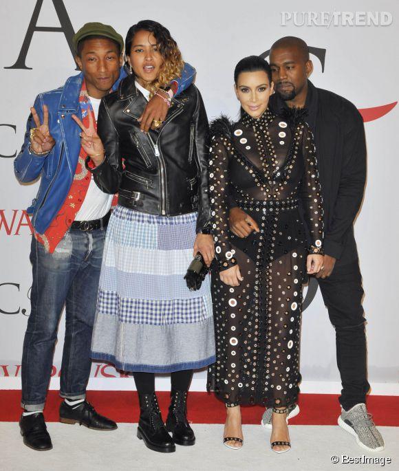 Les couples les plus stylés réunis lors des CFDA Fashion Awards.