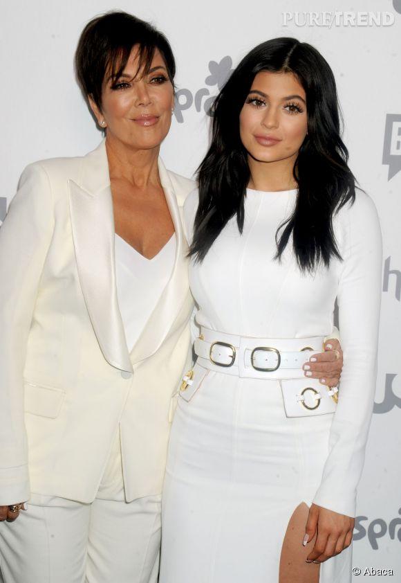 Kylie Jenner peut compter sur le soutien de sa mère.