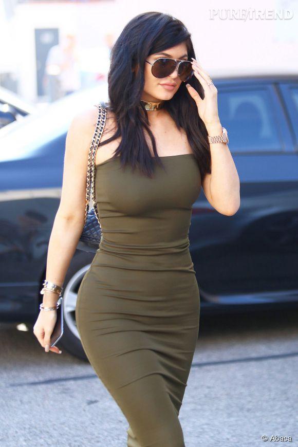 Après le mannequinat, Kylie Jenner veut se lancer dans la chanson.