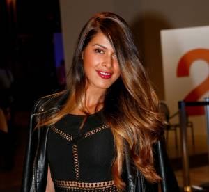 Ayem Nour : sexy dans sa robe ajourée, elle fait le show