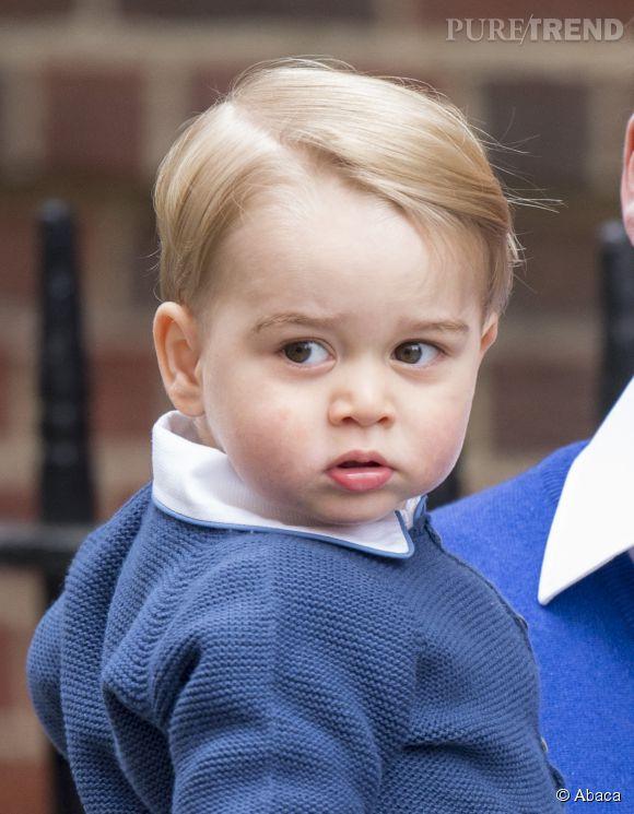 Le prince George a été baptisé à Londres, contrairement à sa soeur qui le sera à Norfolk.