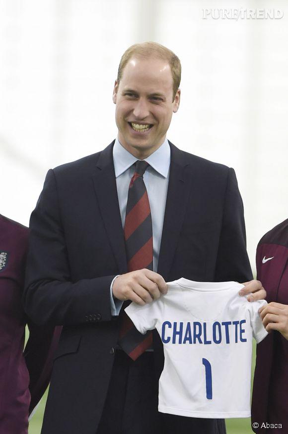 La princesse Charlotte a déjà de nombreux fans.