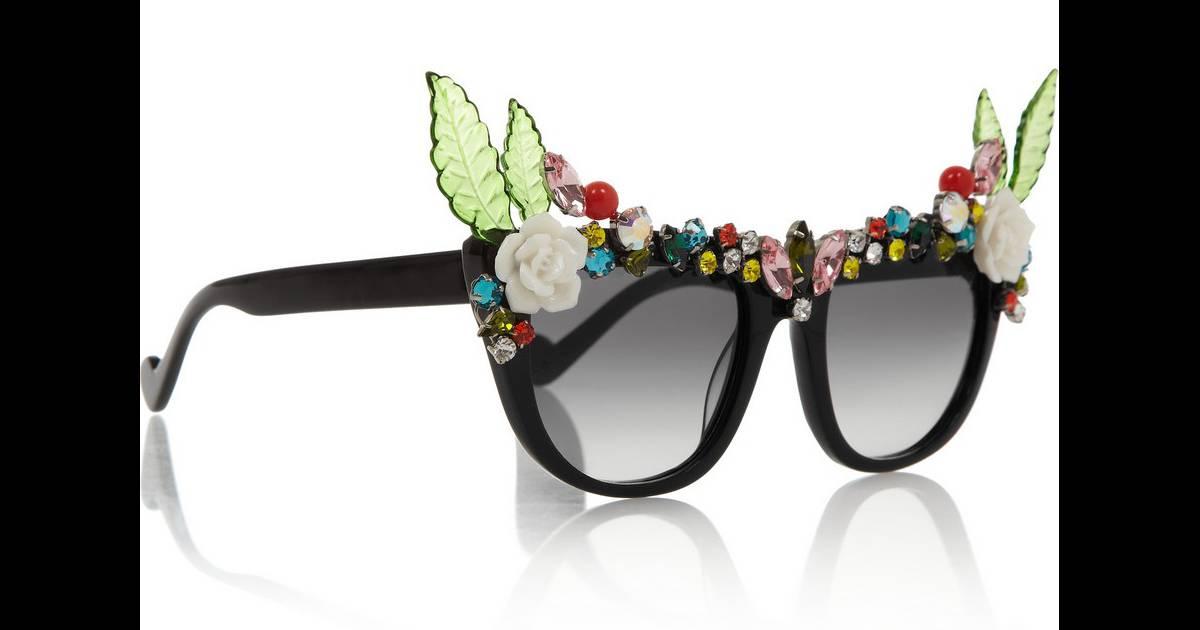 12 lunettes de soleil fun et mode pour se faire remarquer - Comment faire passer un coup de soleil ...