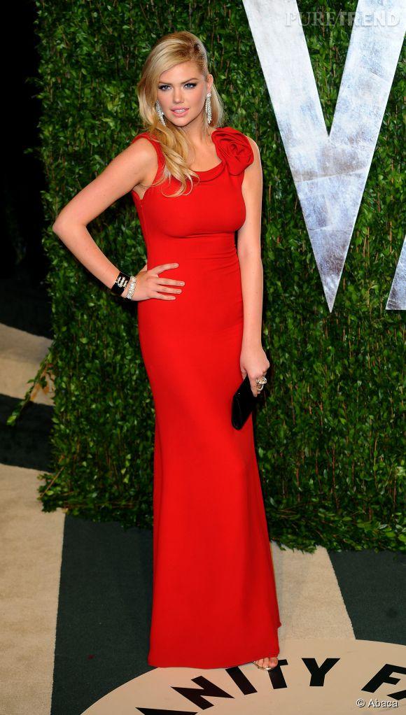 Kate Upton, la bombe des tapis rouges, fête ses 23 ans ce mercredi 10 juin 2015.