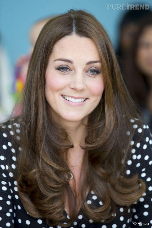 Kate Middleton a un secret pour se sentir à l'aise en talons toute la journée.