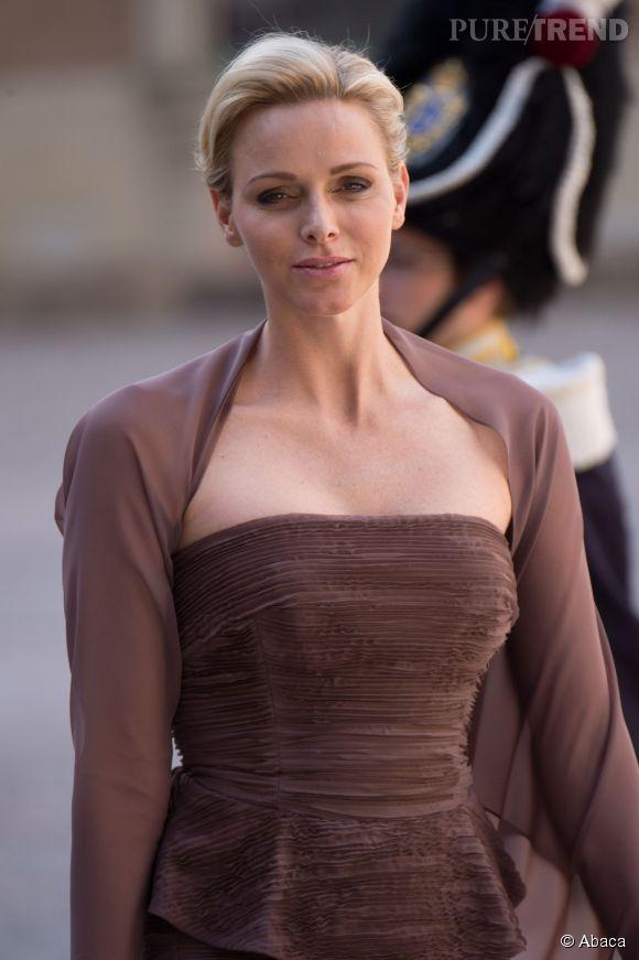 Charlène de Monaco prend la parole pour défendre les femmes.