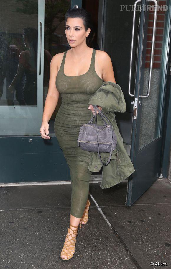 En deux tweets incendiaires, Kim Kardashian fait taire toutes les rumeurs.