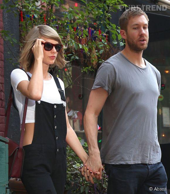 Taylor Swift et Calvin Harris vivent une histoire d'amour depuis quelques mois.