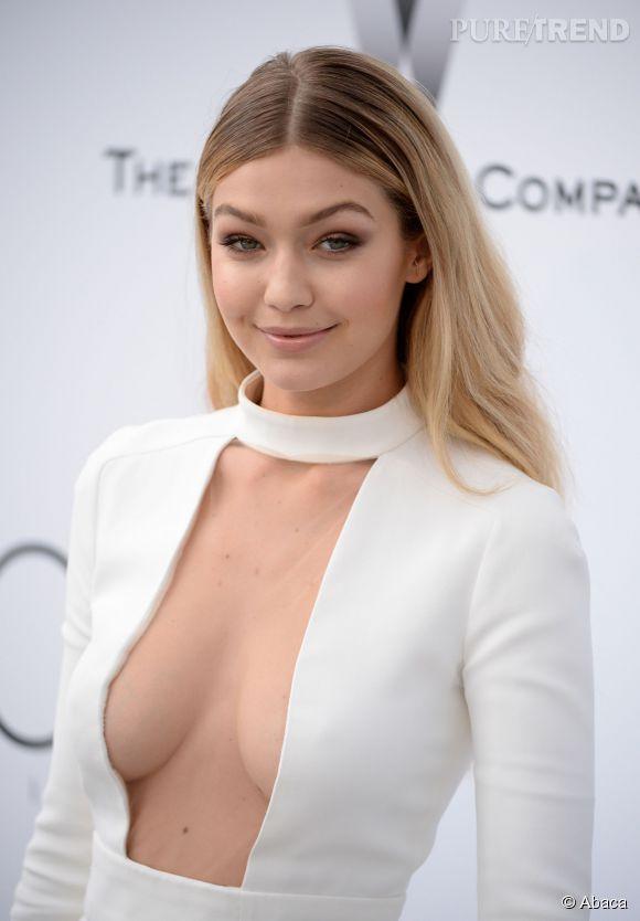 Gigi Hadid, alerte sideboob sexy sur Instagram !