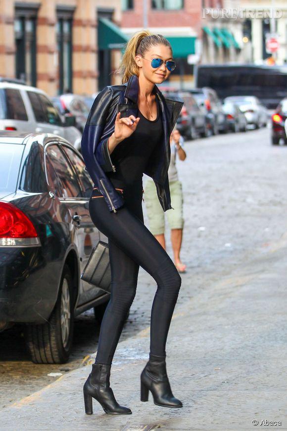 Gigi Hadid est le mannequin du moment.