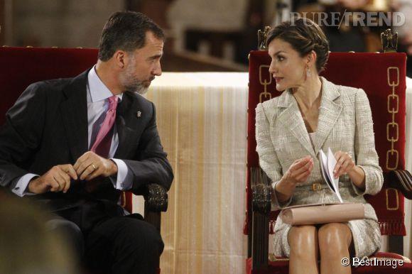 Letizia d'Espagne, reine de la mode.