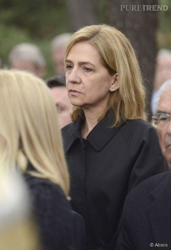 Cristina d'Espagne a terni l'image de la famille royale d'Espagne.