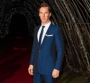 Benedict Cumberbatch va être sacré par la reine d'Angleterre !