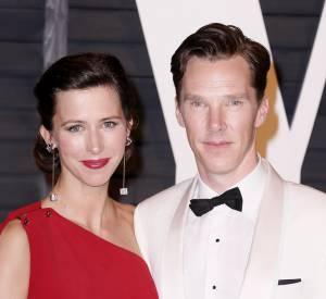 Benedict Cumberbatch est fiancé à Sophie Hunter et va recevoir une médaille. L'acteur est aux anges !