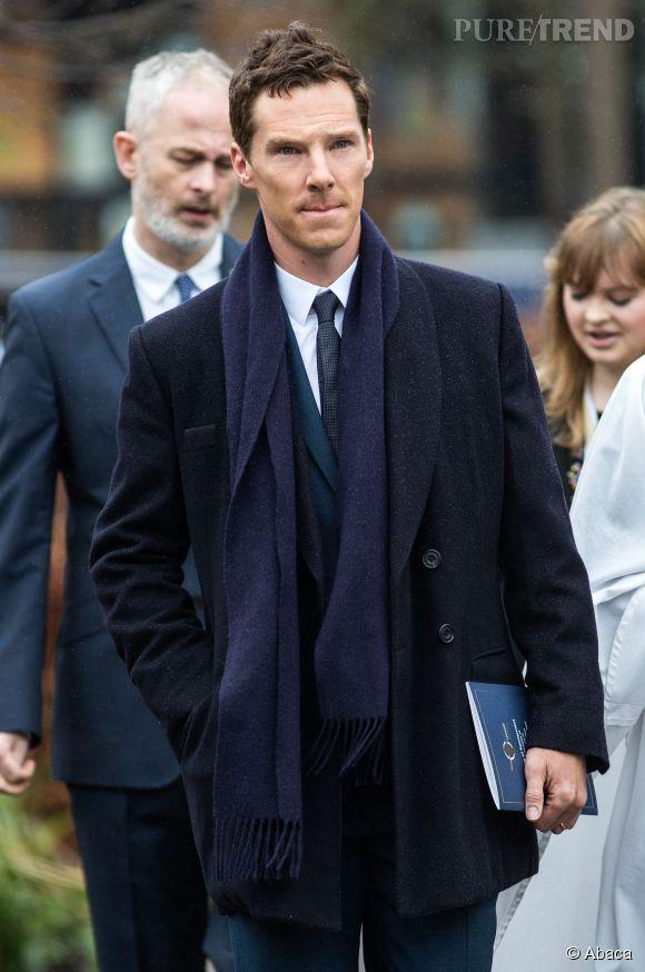 Benedict Cumberbatch et sa récompense n'enchantent pas tout le monde.