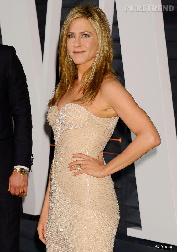Jennifer Aniston est fan de la famille Kardashian-Jenner.