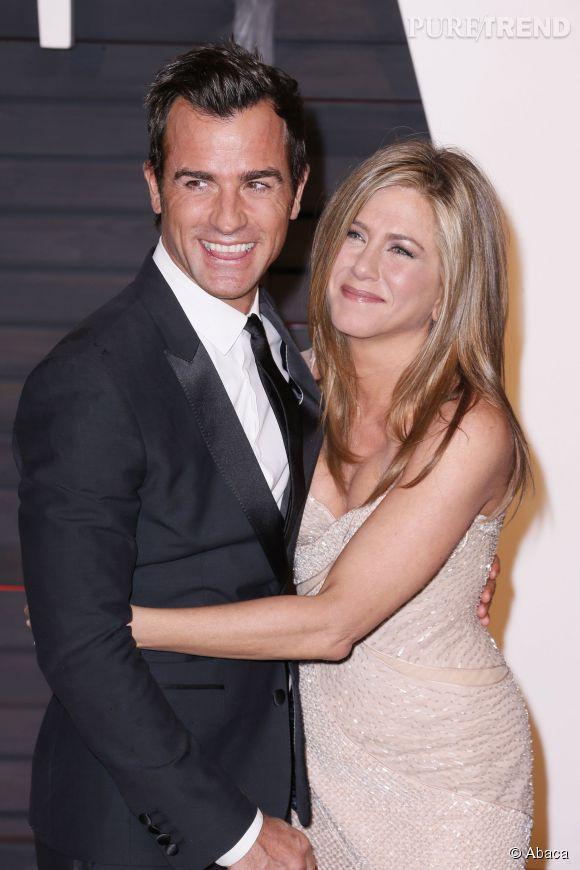 Jennifer Aniston est en couple depuis plusieurs années avec Justin Theroux.