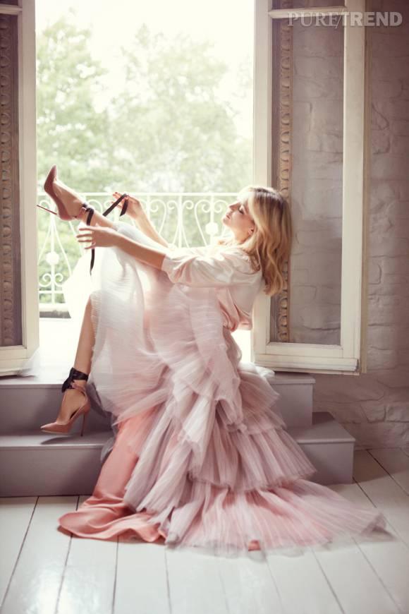 """Kate Hudson, la nouvelle invitée de Jimmy Choo pour sa rubrique """"Style Diary""""."""