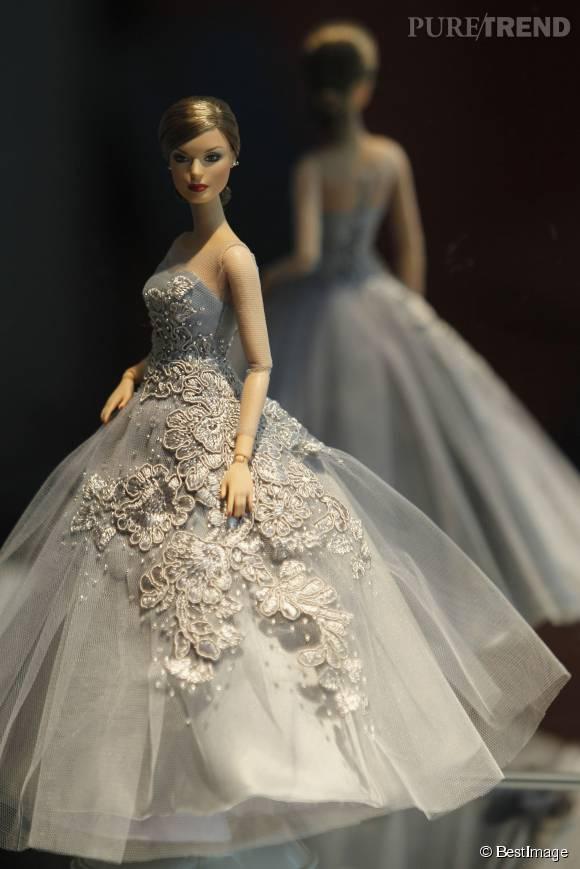 La poupée Barbie Letizia d'Espagne est une réussite.