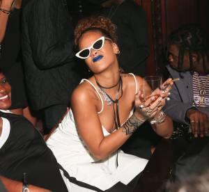 Rihanna : décolletée et délurée, la reine de la provoc' affole New York