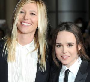 """Ellen Page s'est dite """"amoureuse""""."""