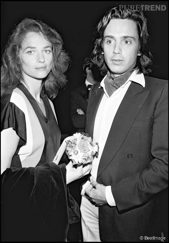 Jean-Michel Jarre et Charlotte Rampling se sont mariés en 1976 et ont divorcé en 1996. Ils forment un couple mythique.