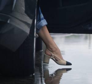 Comment porter la Slingback de Chanel, leçon 1.
