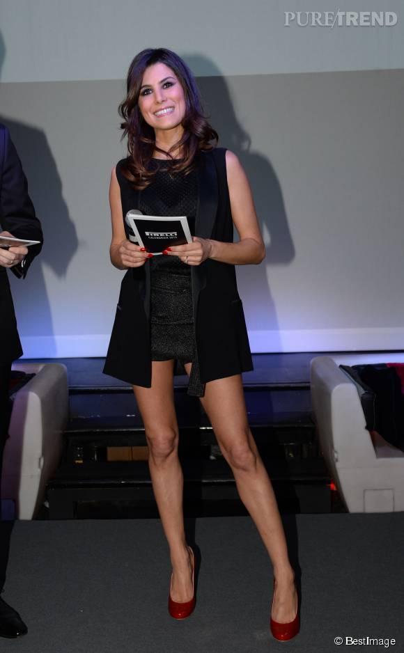 Karine Ferri a été recrutée par  RFM  radio pour interviewer les stars.