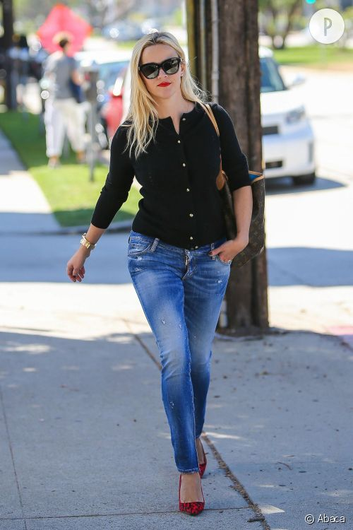 Reese Witherspoon, une working girl stylée !
