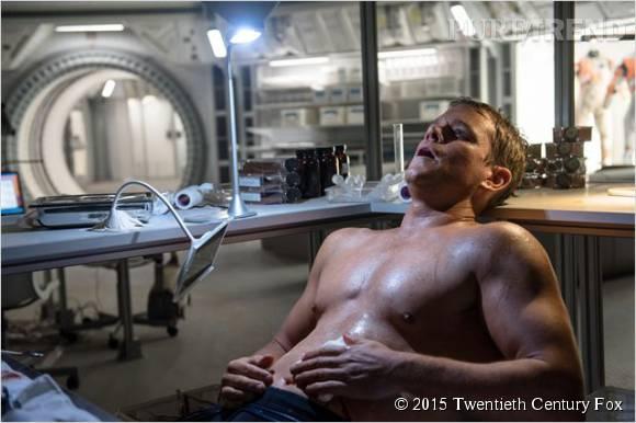 "Matt Damon est ""Seul sur Mars""..."