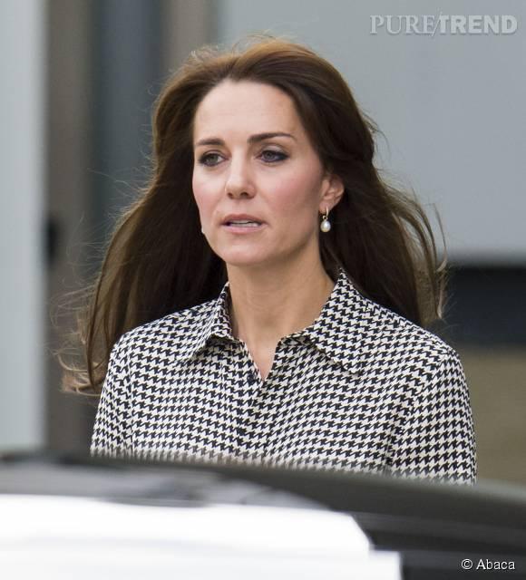 Kate Middleton serait paniquée à l'idée que William puisse la tromper.