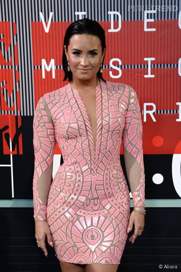 Demi Lovato se dénude pour Vanity Fair