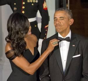 Michelle Obama : photo intime avec Barack pour leur anniversaire de mariage