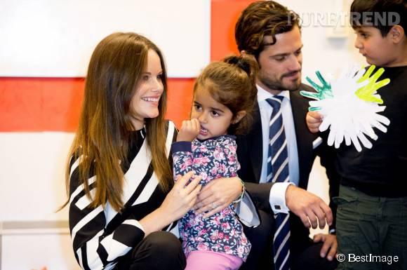 Sofia et Carl Philip : à quand un enfant pour le couple fraîchement marié ?
