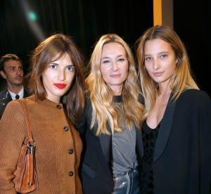 Ilona Smet, Catherine Deneuve, Maria Sharapova : front row jour 7