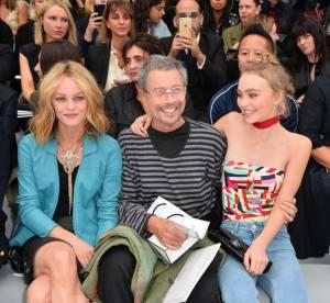 Lily-Rose Depp, rivale de Vanessa Paradis au défilé Chanel