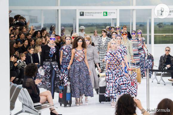 Défilé Chanel Printemps-Été 2016.