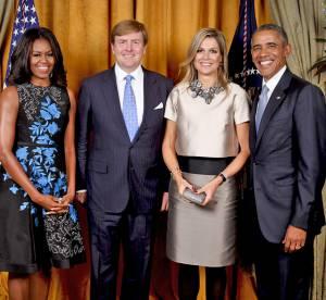 Michelle Obama et la reine Maxima des Pays-Bas : battle de look au sommet !