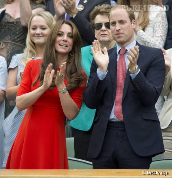 Kate Middleton répond aux rumeurs de divorce en s'affichant plus aux côtés du prince William.