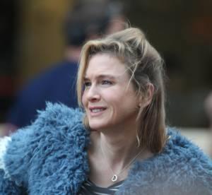 Renée Zellweger : un ventre de femme enceinte sur le tournage de Bridget Jones 3