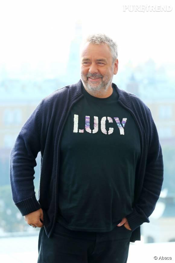 """Luc Besson, réalisateur du film """"Lucy""""."""