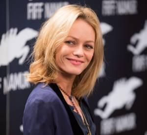Vanessa Paradis : chic et bohème à la fois, elle illumine le festival de Namur