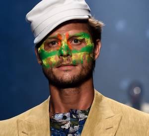 Arnaud Lemaire au défilé Vivienne Westwood Printemps-Été 2016.