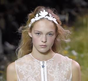 Coiffure : les plus beaux headbands de la Fashion Week parisienne